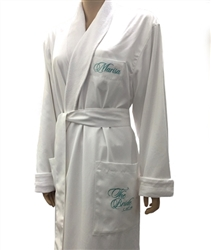 Bride Robe | Bridal Robes | Perfect Bridal Shower Gift for a Bride To Be