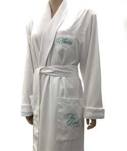 bride robe bridal robes perfect bridal shower gift for a bride to be