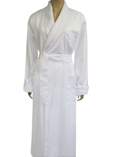 White Bath Robe White Spa Robe White Bathrobes