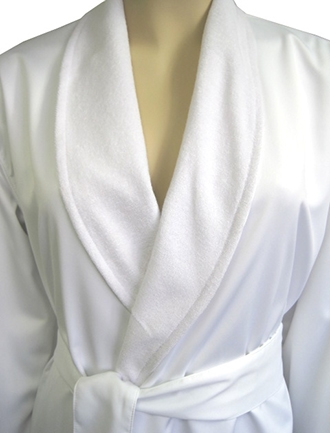 89d2e5f839 The Essential Luxury Spa Bathrobe